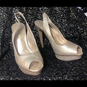 BCBGMAXAZRIA summer party shoes size 8 1/2